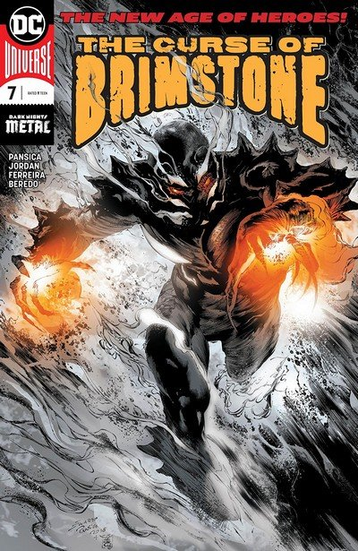 The Curse Of Brimstone #7 (2018)
