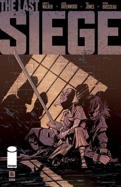 The Last Siege #4 (2018)