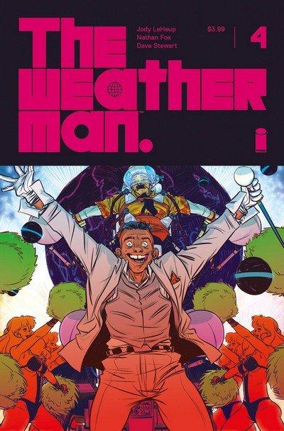 The Weatherman #4 (2018)