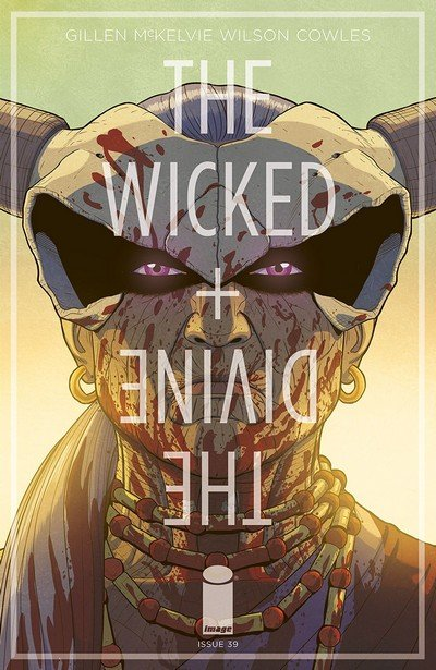 The Wicked + The Divine #39 (2018)