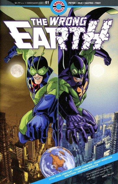 The Wrong Earth #1 (2018)