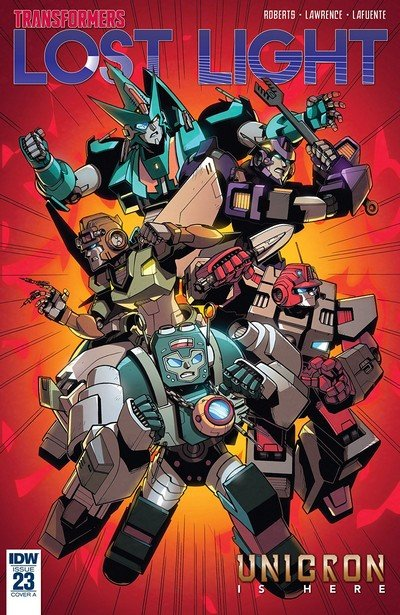 The Transformers – Lost Light #23 (2018)