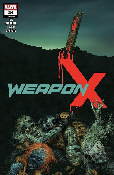 Weapon X #24 (2018)