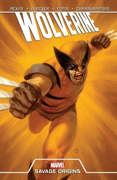 Wolverine – Savage Origins (TPB) (2018)