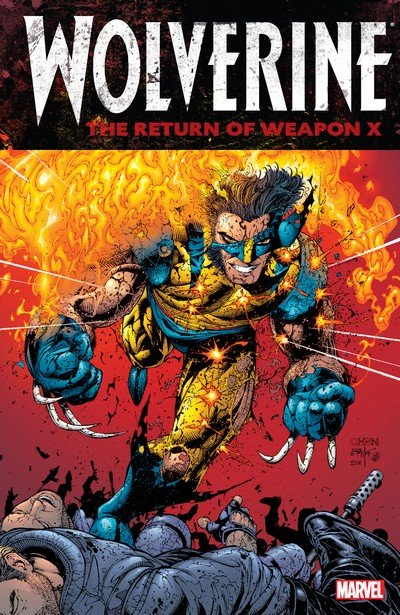 Wolverine – The Return of Weapon X (TPB) (2013)