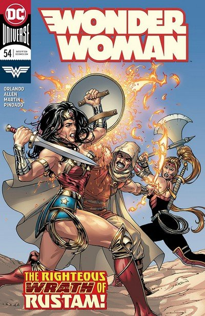 Wonder Woman #54 (2018)