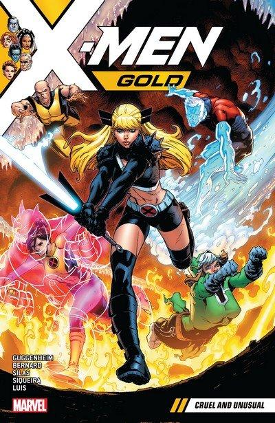 X-Men Gold Vol. 5 – Cruel and Unusual (TPB) (2018)