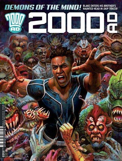 2000AD #2103 (2018)