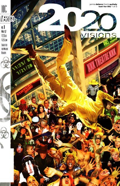 2020 Visions #1 – 12 (1997)