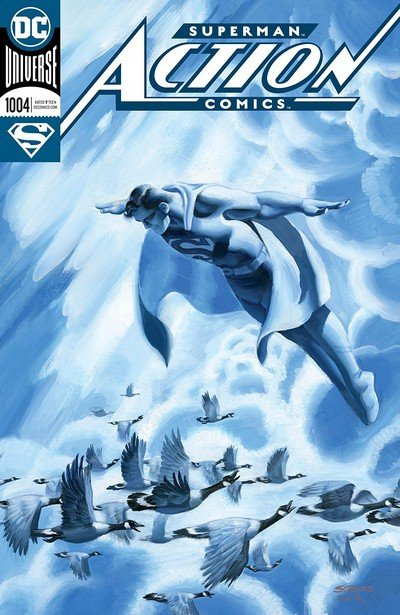 Action Comics #1004 (2018)