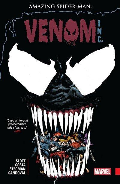 Amazing Spider-Man – Venom Inc. (TPB) (2018)