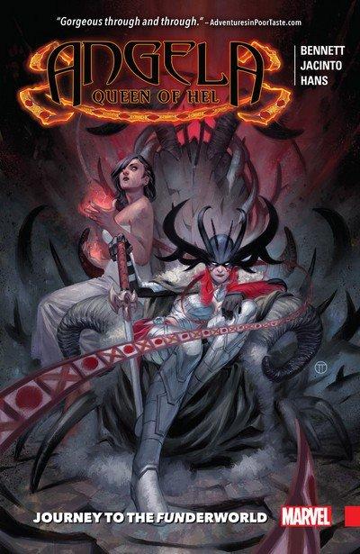 Angela – Queen of Hel – Journey to the FUNderworld (TPB) (2016)