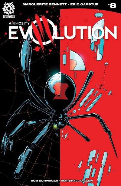 Animosity – Evolution #8 (2018)
