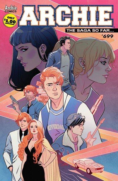 Archie #699 (2018)