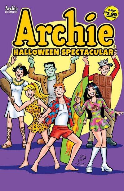 Archie Halloween Spectacular #1 (2018)