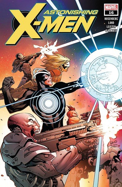 Astonishing X-Men #16 (2018)