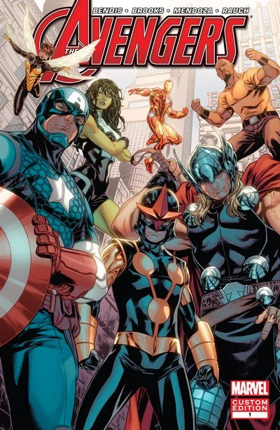 Avengers – Heroes Welcome #1 (2014)