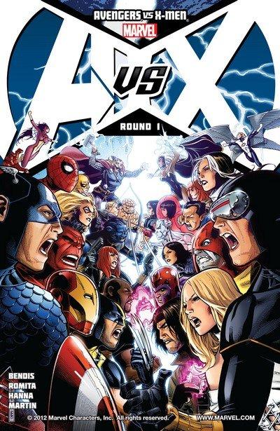Avengers vs. X-Men (AvX) (Story Arc) (2012-2013)