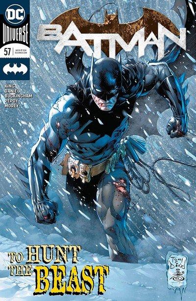 Batman #57 (2018)