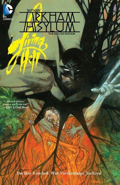 Batman – Arkham Asylum – Living Hell – The Deluxe Edition (2014)