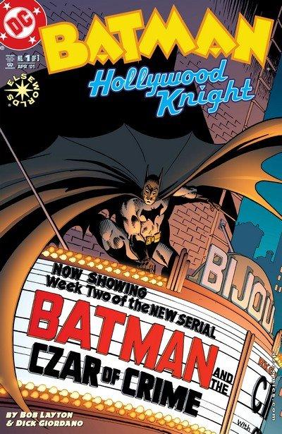 Batman – Hollywood Knight #1 – 3 (2001)