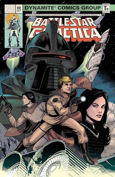 Battlestar Galactica – Classic #0 (2018)