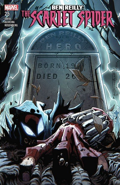 Ben Reilly – The Scarlet Spider #25 (2018)