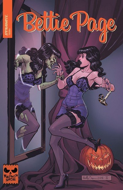 Bettie Page – Halloween Special #1 (2018) (One Shot)