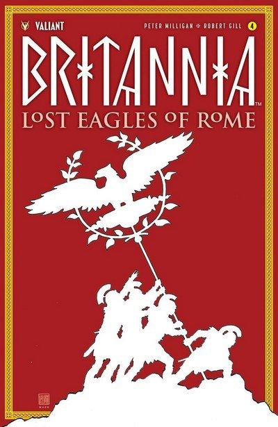 Britannia – Lost Eagles Of Rome #4 (2018)