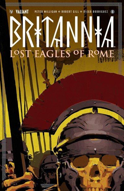 Britannia – Lost Eagles of Rome #1 – 4 (2018)