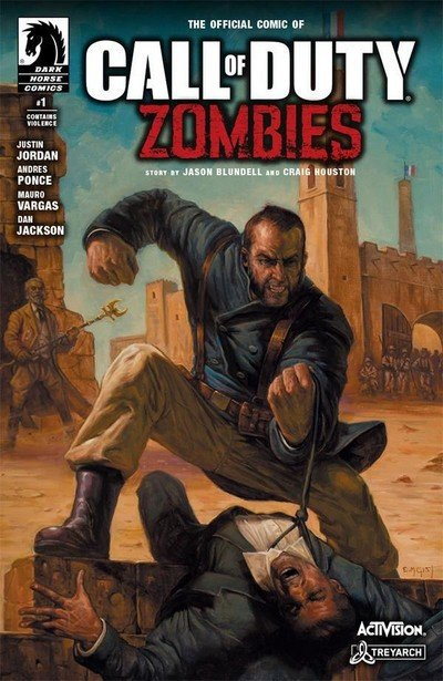 Call Of Duty – Zombies 2 #2 (2018)