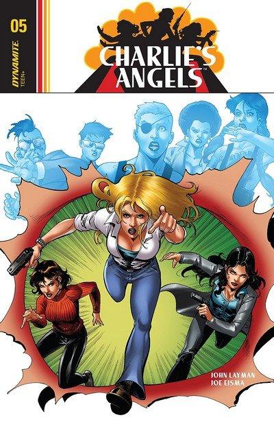 Charlie's Angels #5 (2018)