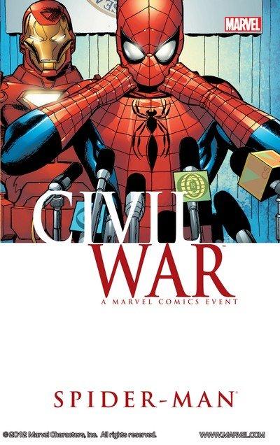 Civil War – Amazing Spider-Man (TPB) (2007)