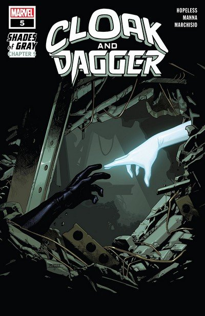 Cloak and Dagger #5 (2018)