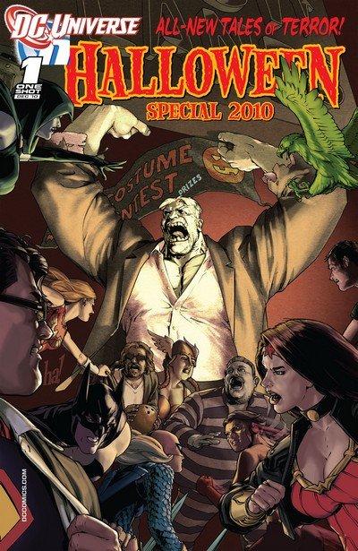 DCU Halloween Special 2008-2010