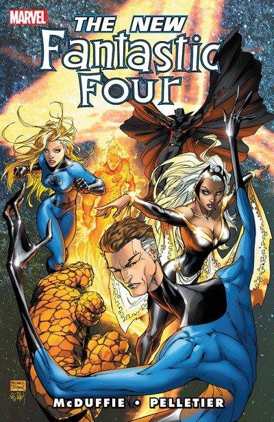 Fantastic Four – The New Fantastic Four (TPB) (2008)
