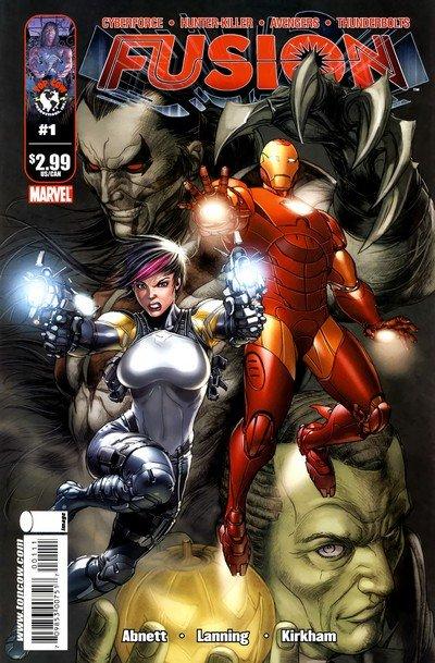 Fusion #1 – 3 (2009)