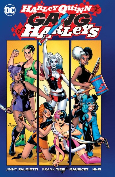 Harley Quinn and Her Gang of Harleys (TPB) (2017)