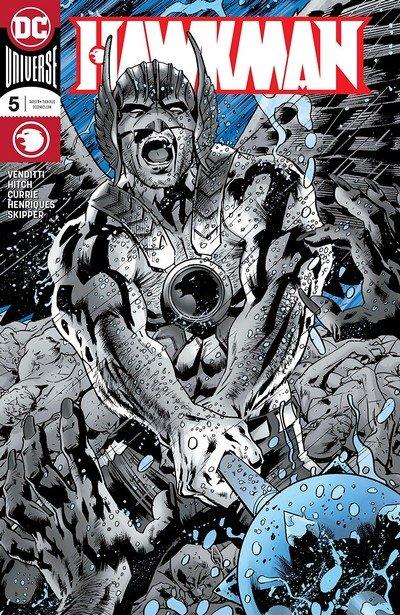 Hawkman #5 (2018)