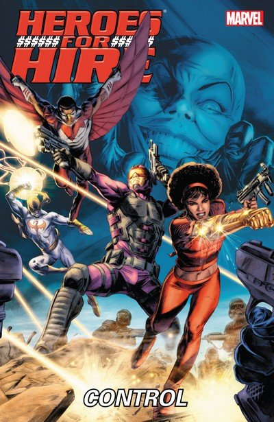 Heroes For Hire – Control (TPB) (2011)