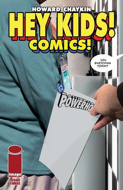 Hey Kids! Comics! #3 (2018)