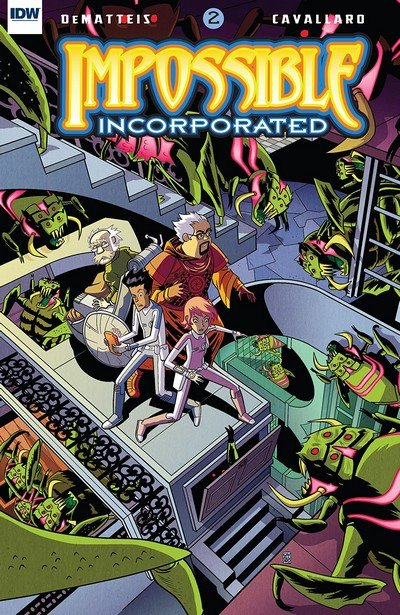 Impossible Incorporated #2 (2018)