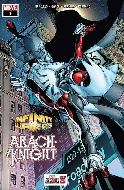 Infinity Wars – Arachknight #1 (2018)