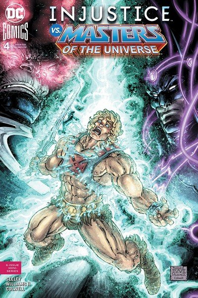 Injustice Vs. The Masters Of The Universe #4 (2018)