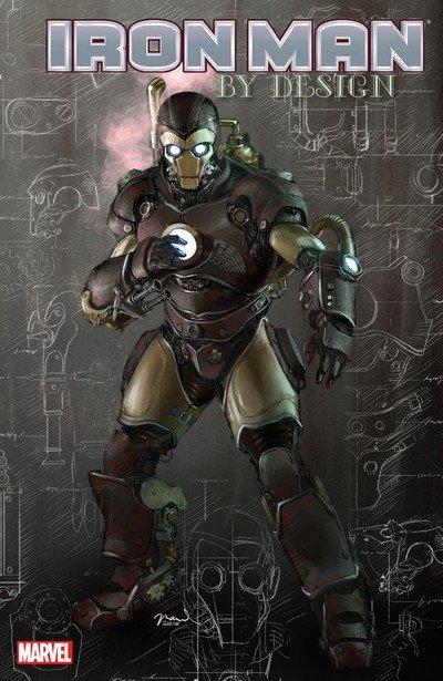 Iron Man By Design #1 (2010) (One-Shot)