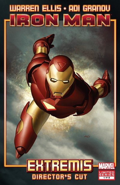 Iron Man – Extremis Director's Cut #1 – 6 (2010)