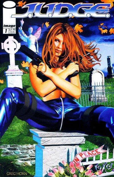 JUDGE – Secret Rage #1 – 3 (2000)
