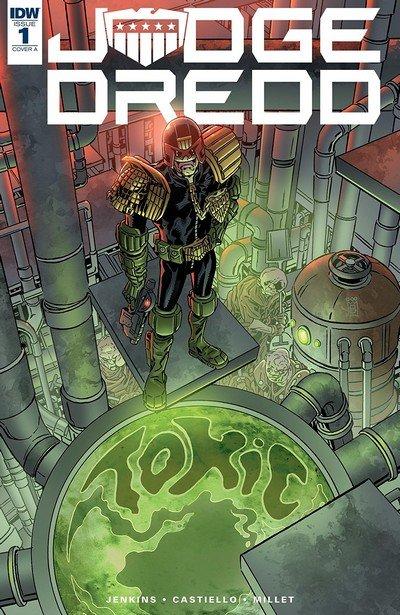 Judge Dredd – Toxic #1 (2018)