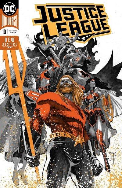 Justice League #10 (2018)
