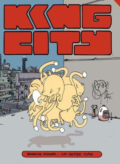 King City (TPB) (2012)